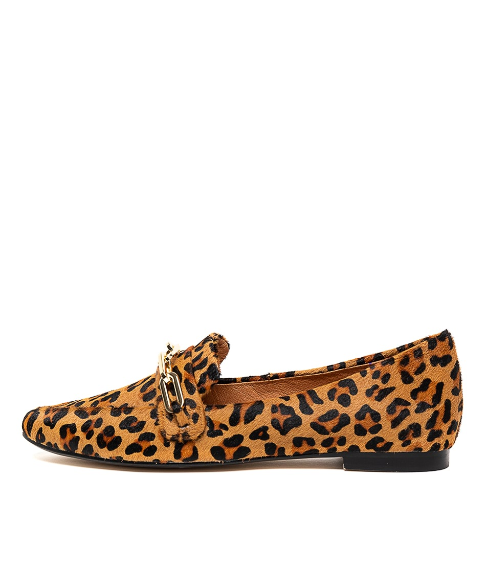 Buy Top End Shira Ocelot Flats online with free shipping