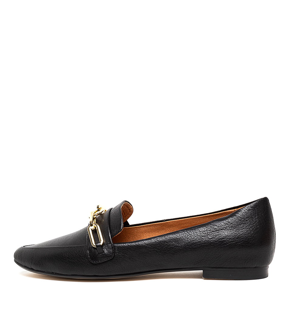 Buy Top End Shira Black Flats online with free shipping
