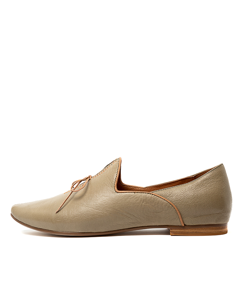 Buy Top End Sommer Khaki Tan Flats online with free shipping