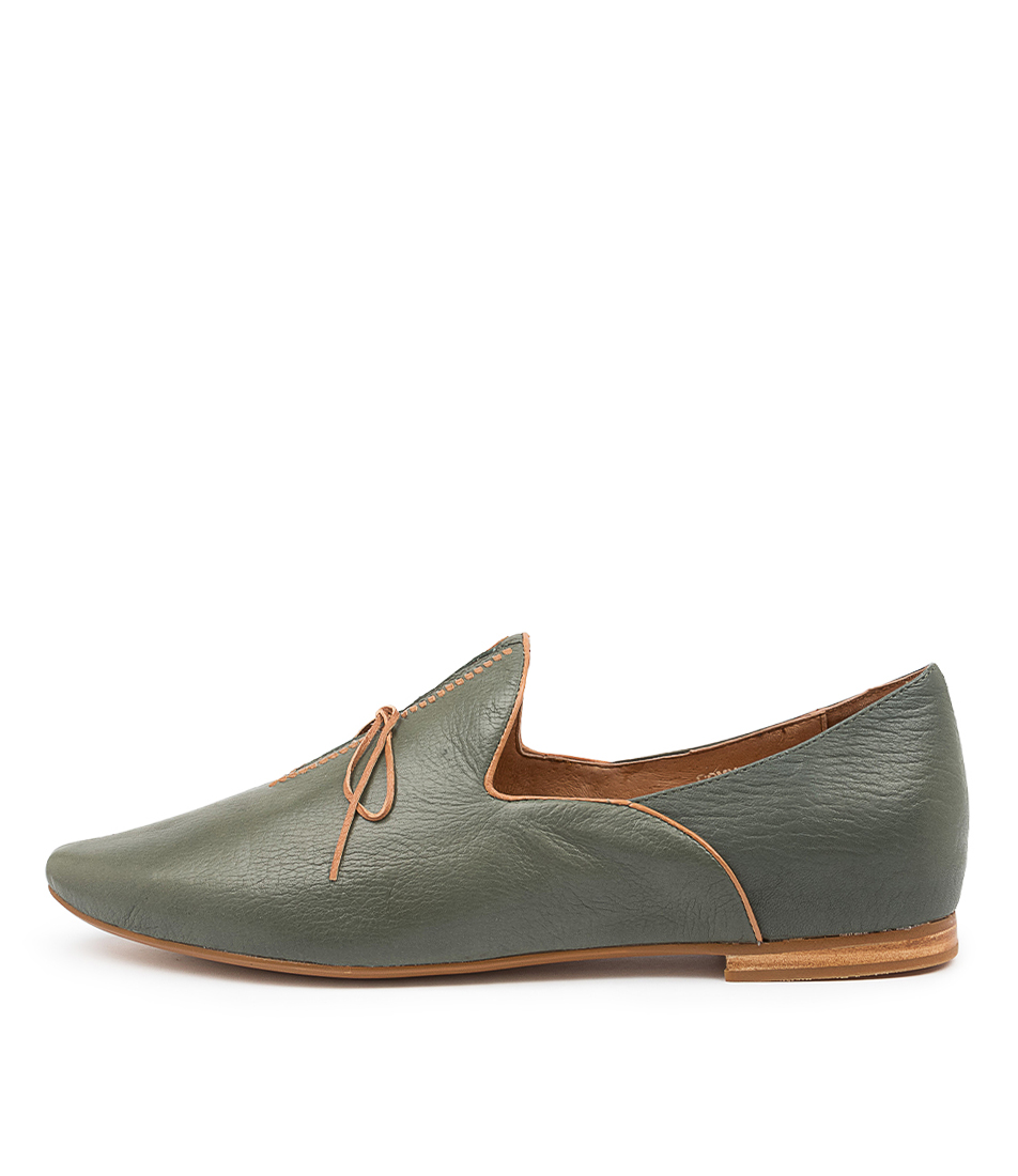 Buy Top End Sommer Forest Tan Flats online with free shipping