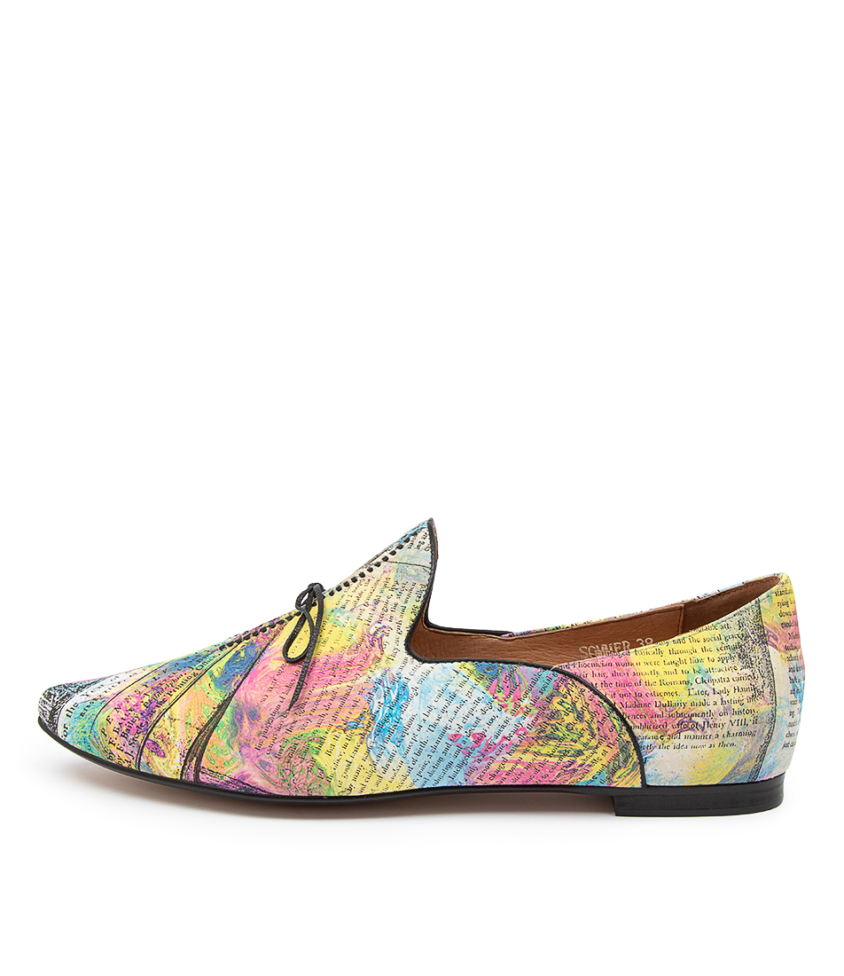Buy Top End Sommer Bright Multi News Flats online with free shipping