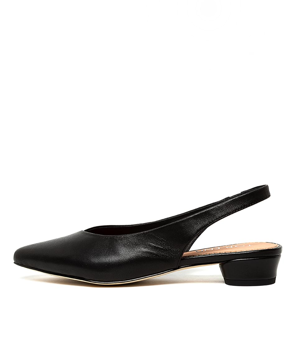 Buy Top End Stanleys Black Flats online with free shipping