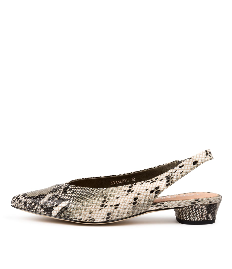 Buy Top End Stanleys Khaki Multi Kha Flats online with free shipping