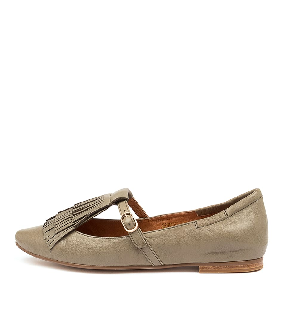 Buy Top End Sumner Khaki Flats online with free shipping