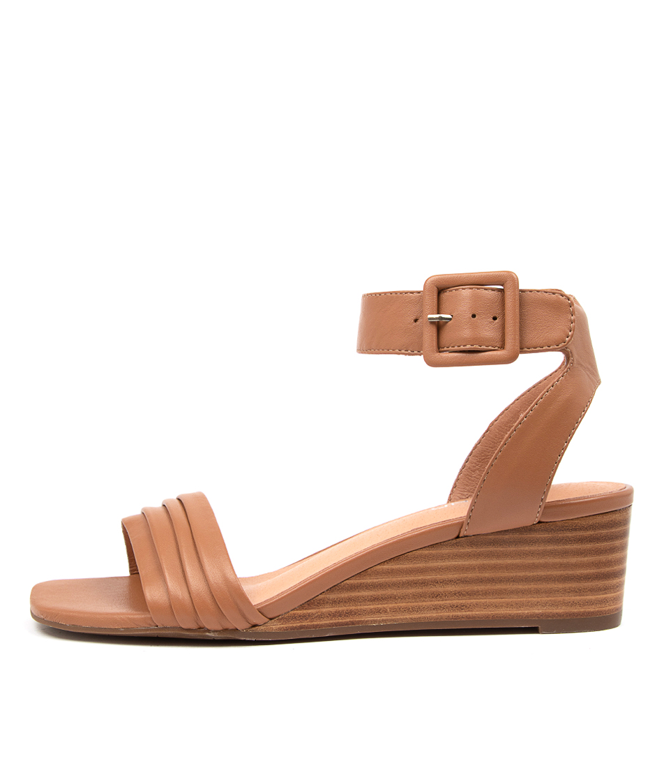 Buy Top End Prissy To Tan Heeled Sandals online with free shipping