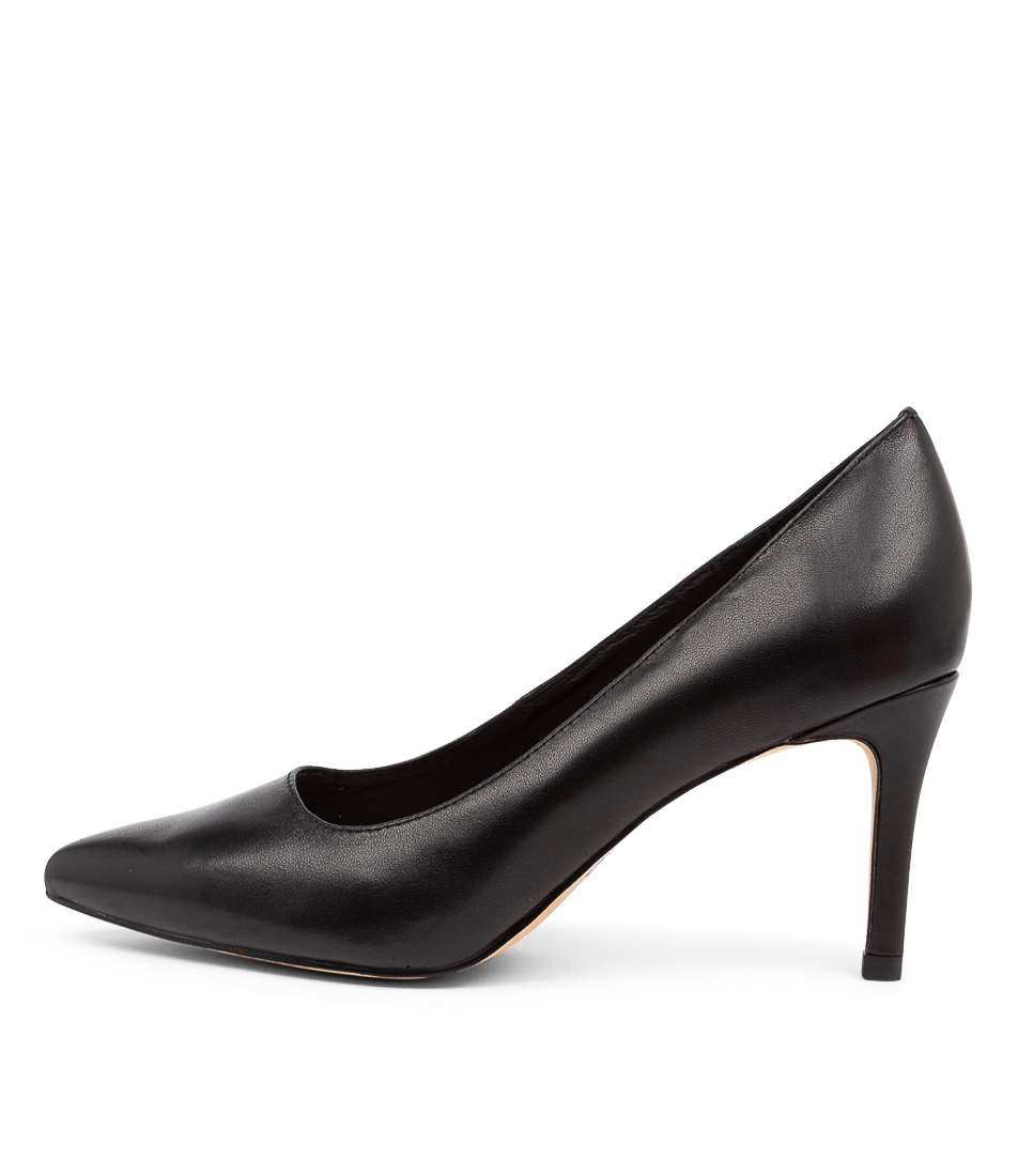 Buy Top End Barton To Black High Heels online with free shipping