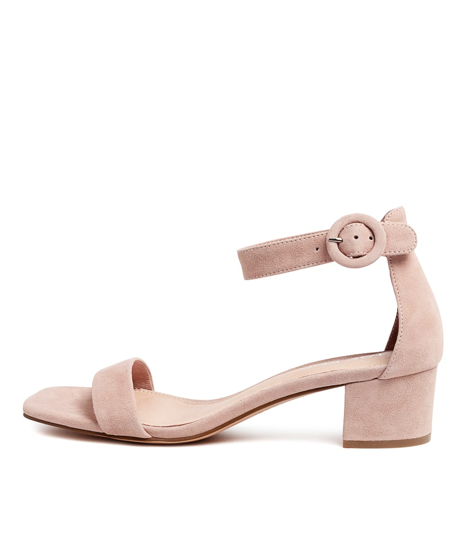 Buy Top End Drynon To Rose Heeled Sandals online with free shipping