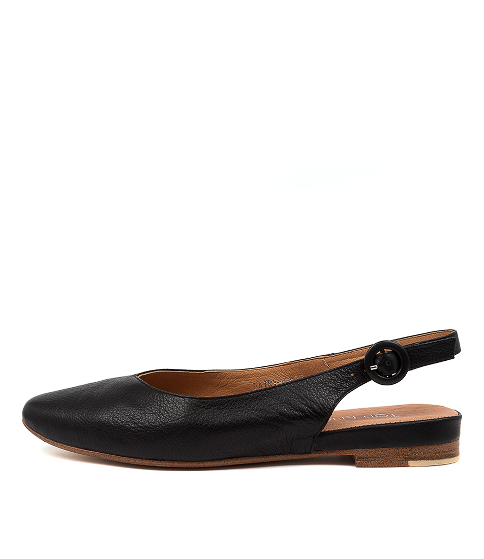 Buy Top End Fairy To Black Flats online with free shipping