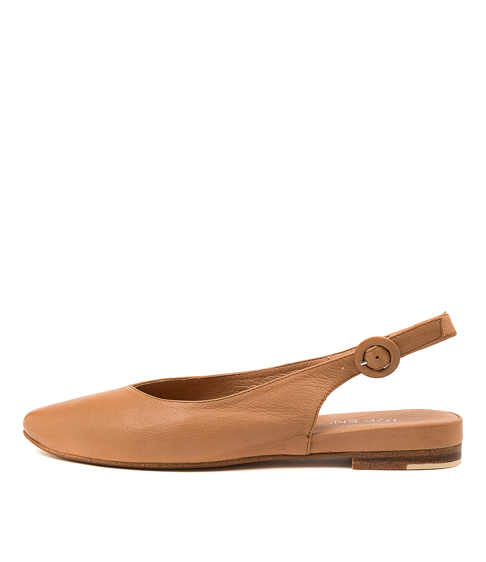Buy Top End Fairy To Dk Tan Flats online with free shipping