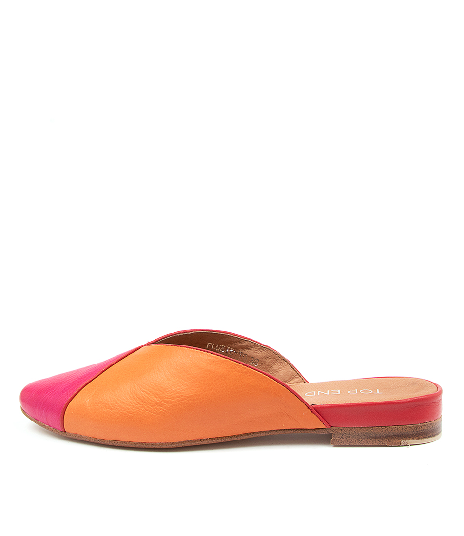 Buy Top End Fluzie To Fuchsia Flats online with free shipping