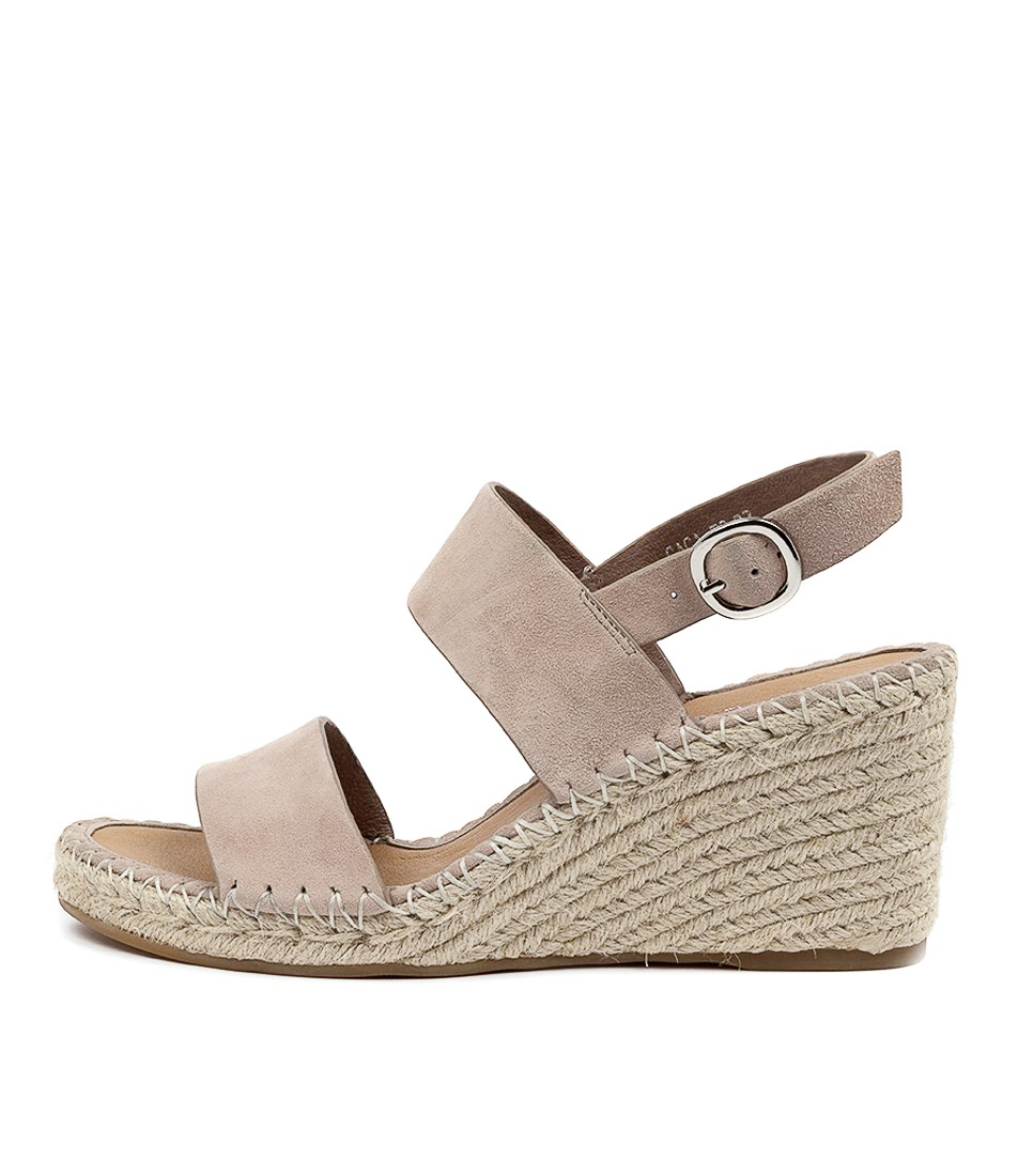 Buy Top End Gaga To Taupe Heeled Sandals online with free shipping