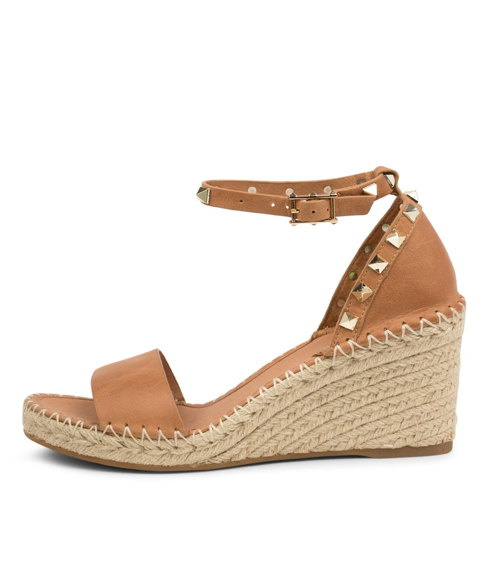 Buy Top End Gigi To TanHeeled Sandals online with free shipping