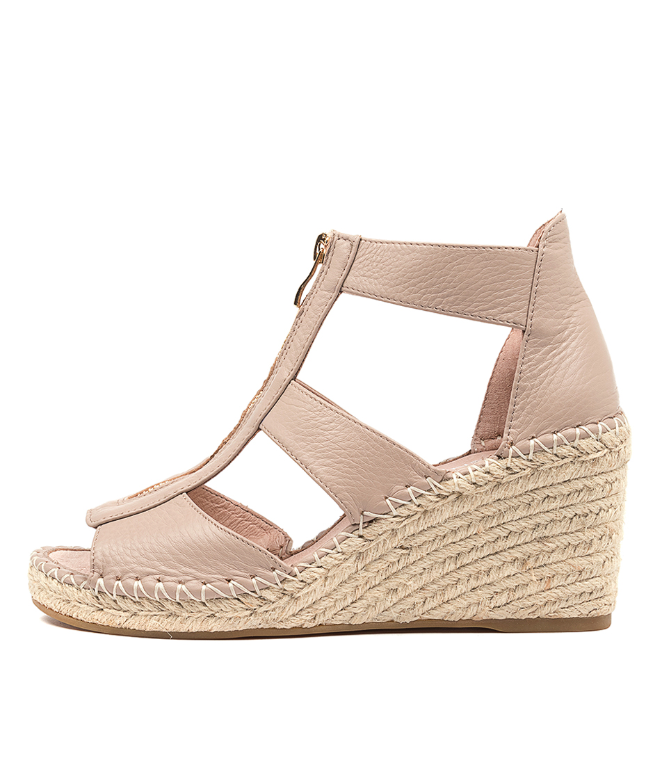 Buy Top End Gogo To Rose Heeled Sandals online with free shipping