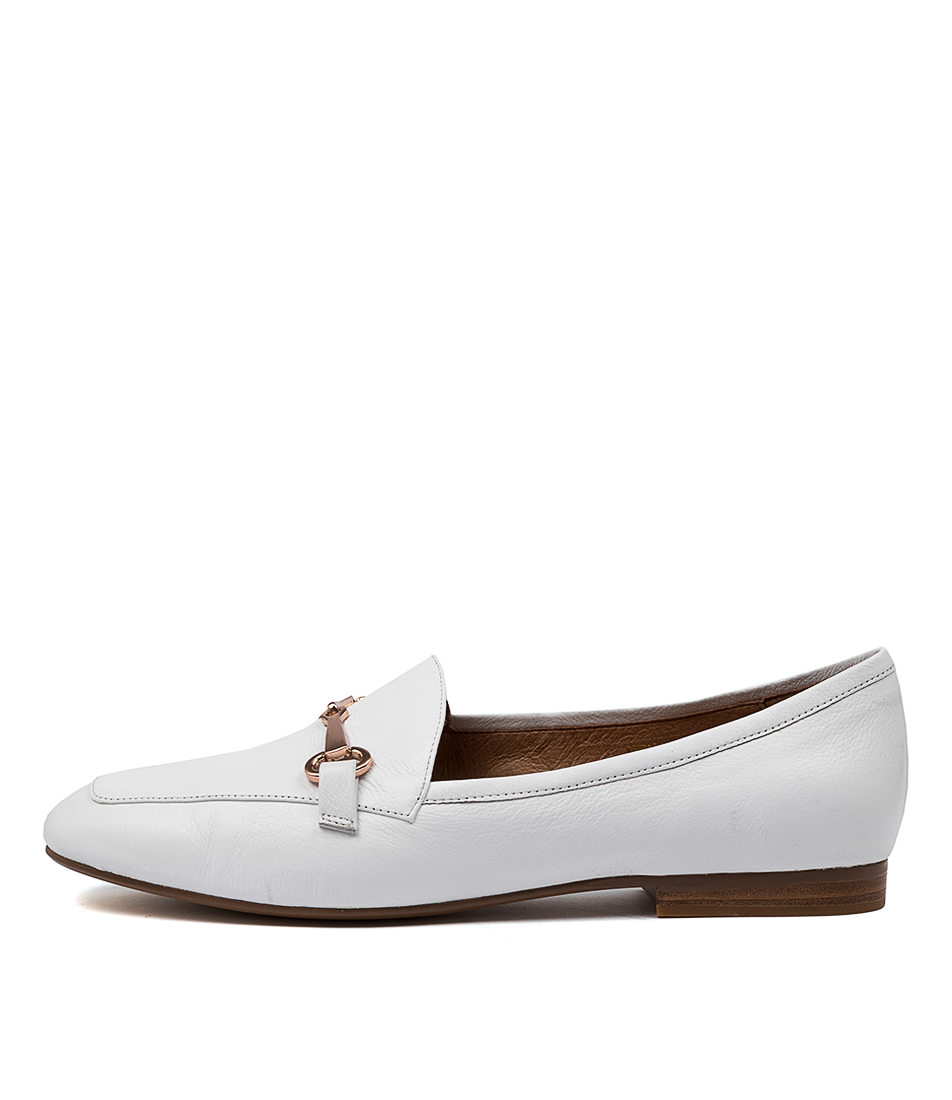 Buy Top End Mena To White Flats online with free shipping