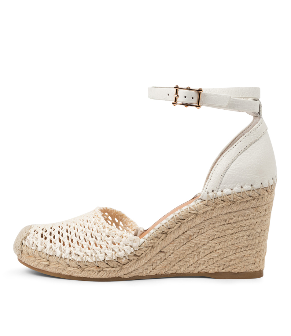 Buy Top End Minority To White High Heels online with free shipping