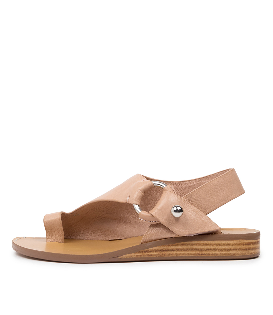 Buy Top End Renee To Dk Nude Flat Sandals online with free shipping