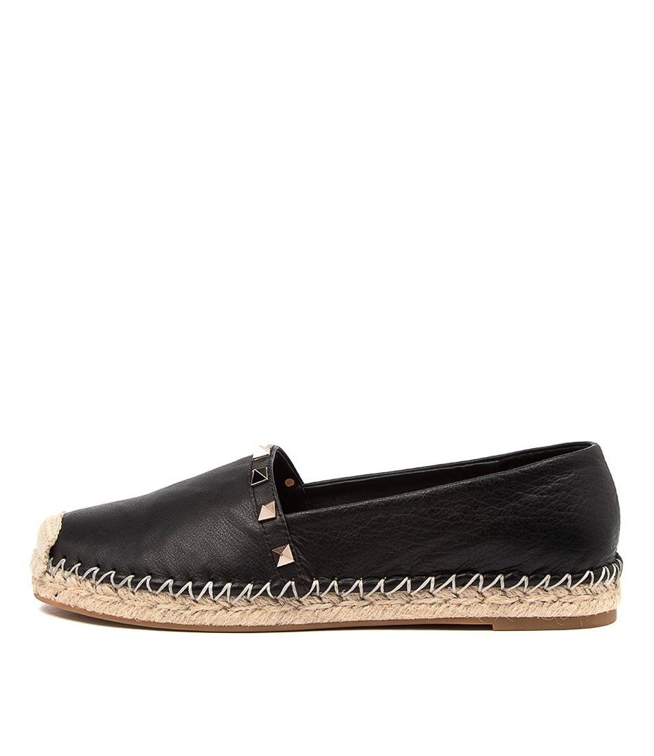 Buy Top End Toppi To Black Flats online with free shipping