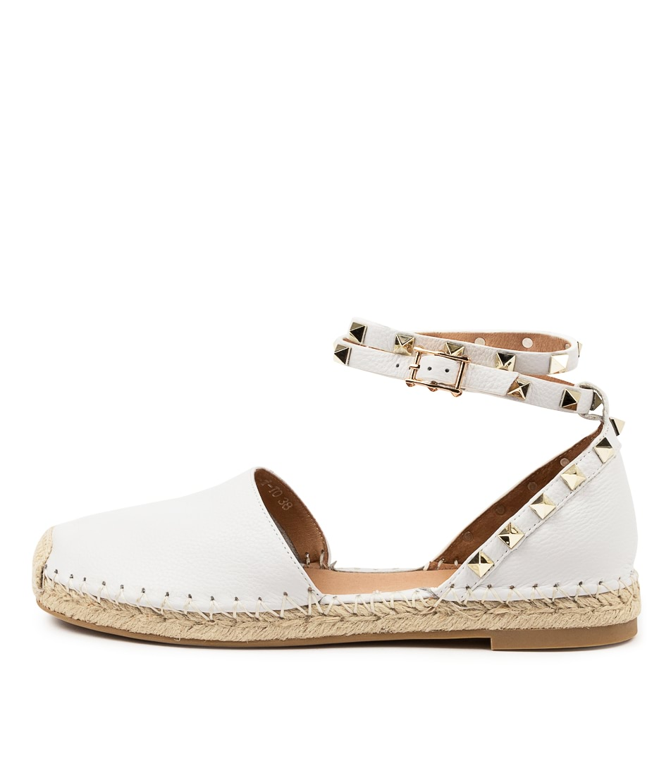 Buy Top End Tori To White Flats online with free shipping