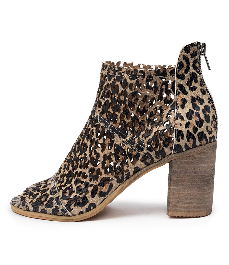 Buy Top End Witchy To Ocelot Heeled Sandals online with free shipping