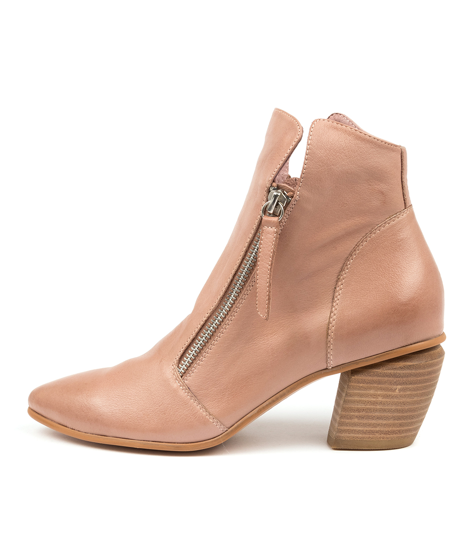 Buy Top End Jazzy Djto Warm Rose Ankle Boots online with free shipping