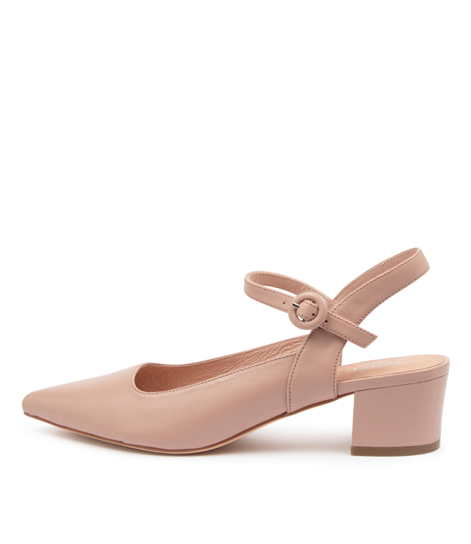 Buy Top End Alford To Nude High Heels online with free shipping
