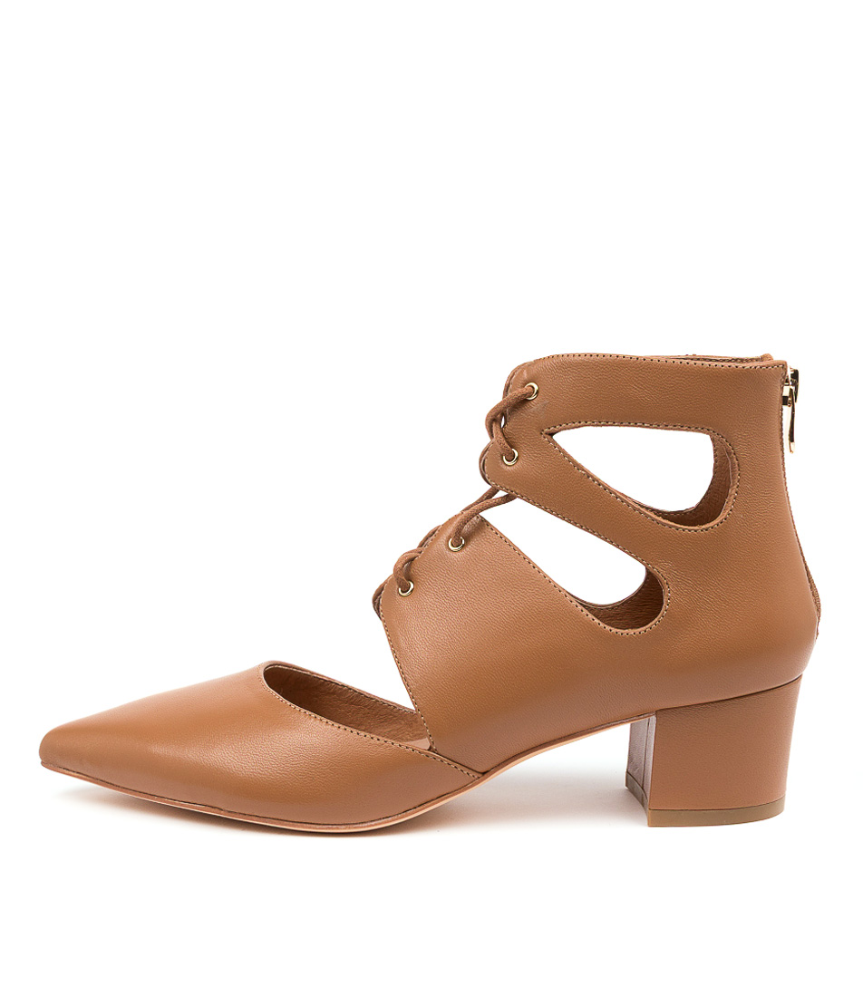 Buy Top End Audy To Tan High Heels online with free shipping