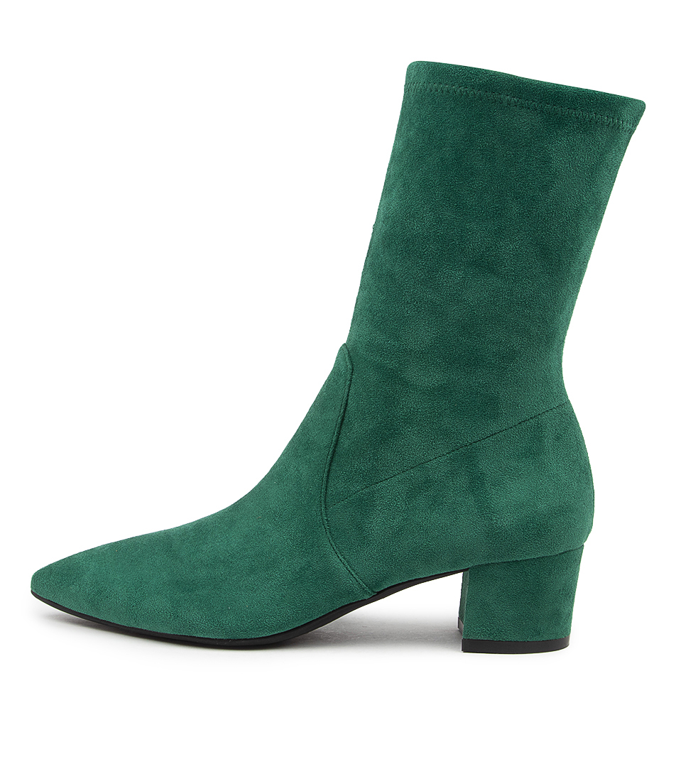 Buy Top End Auston To Emerald Ankle Boots online with free shipping