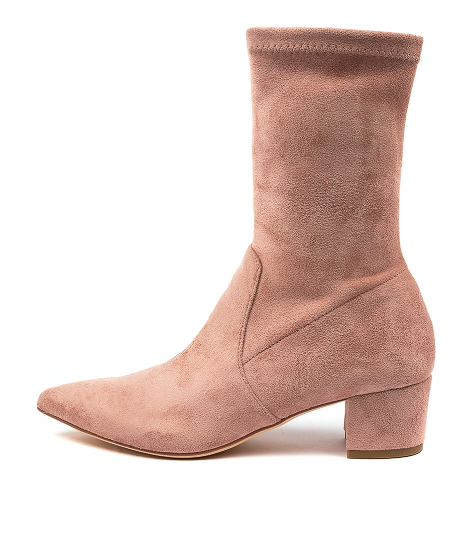 Buy Top End Auston To Blush Ankle Boots online with free shipping