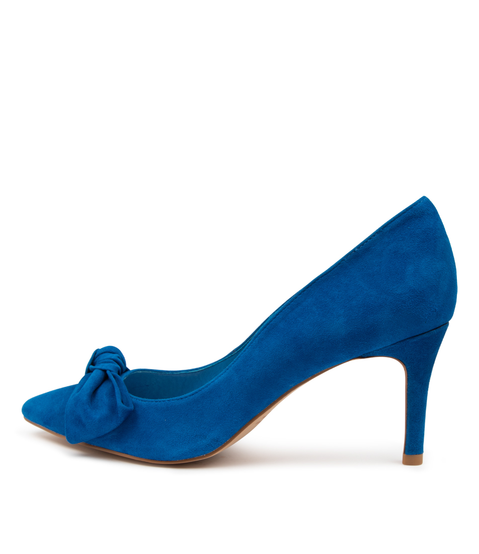 Buy Top End Bullish To Cobalt High Heels online with free shipping