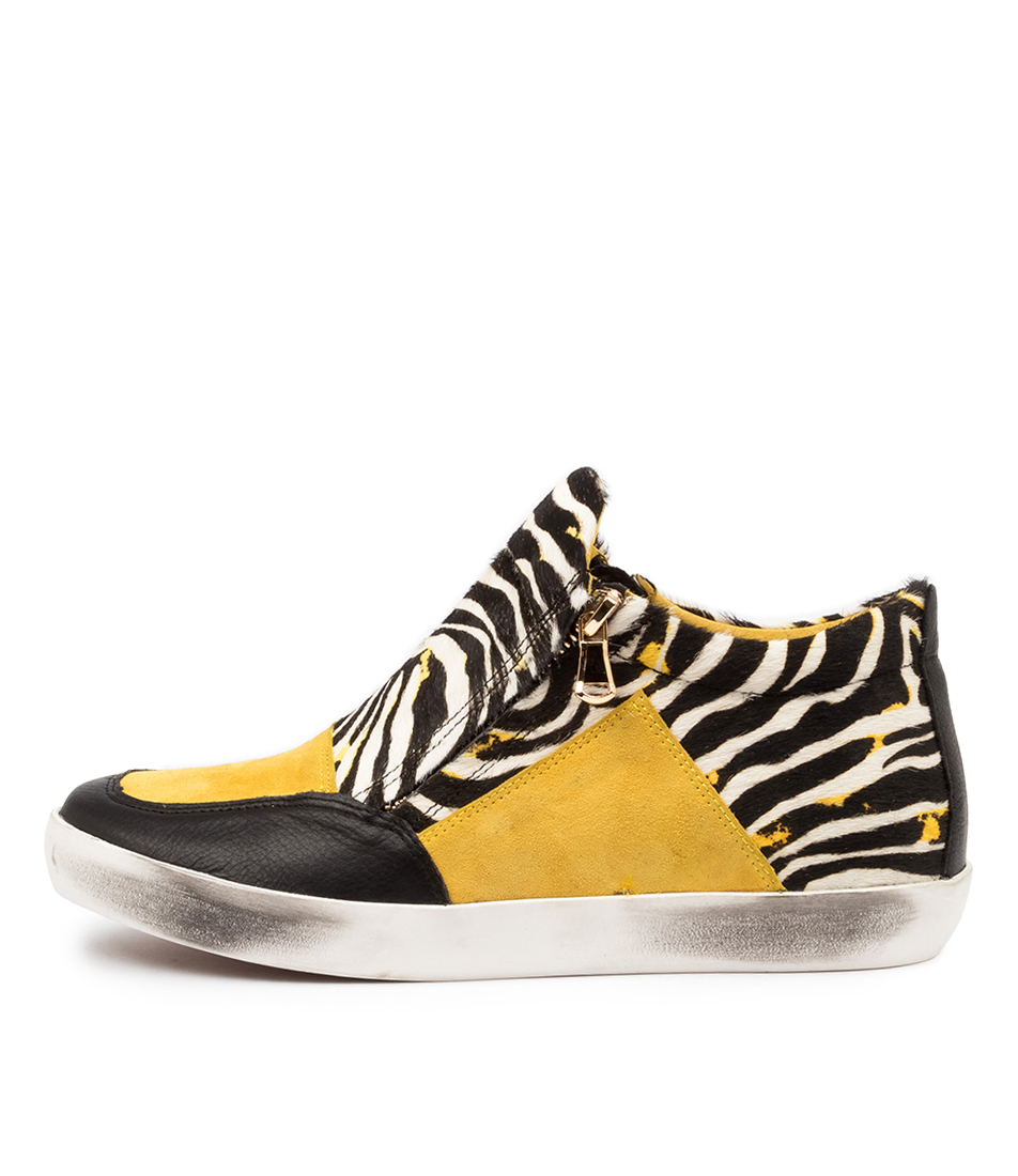 Buy Top End Emmer To Yellow Zebra Sneakers online with free shipping