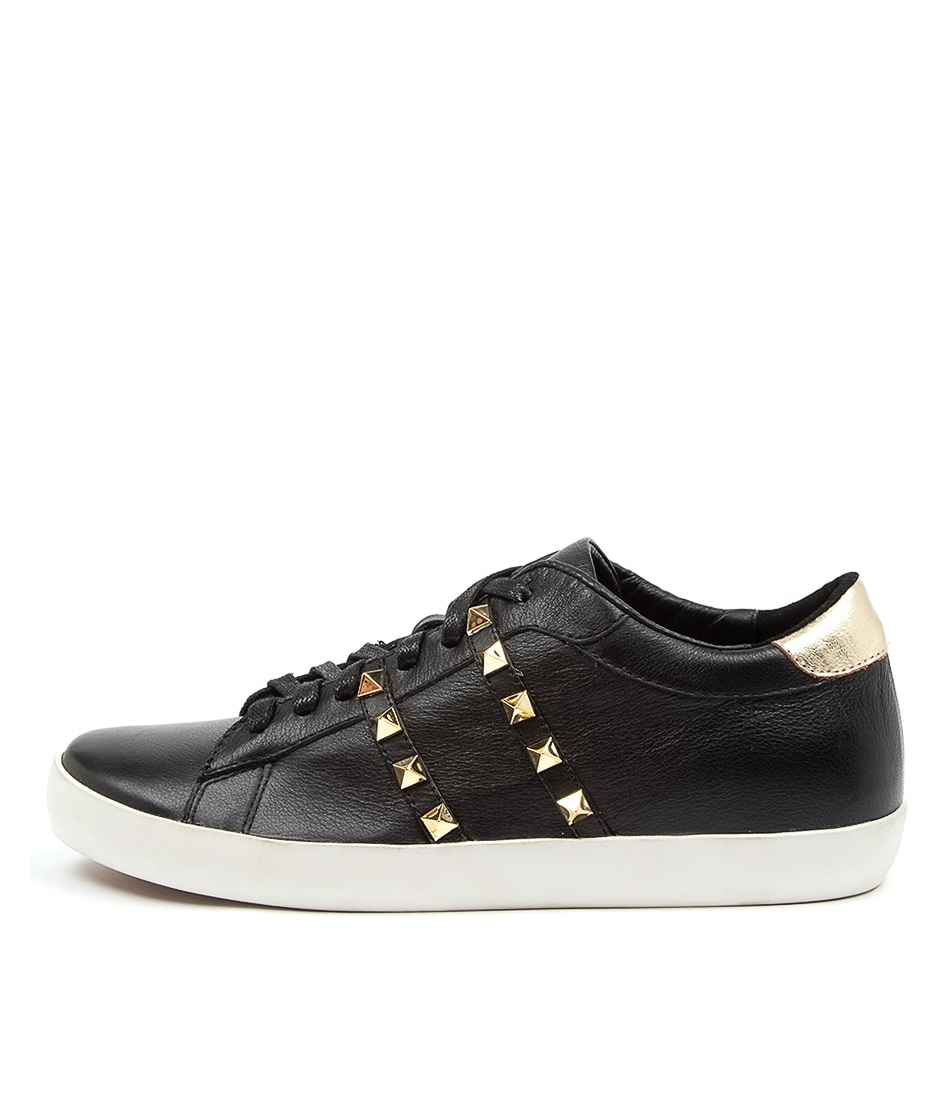 Buy Top End Eileen To Black Gold Sneakers online with free shipping