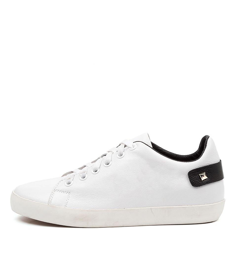 Buy Top End Enlight To White Black Sneakers online with free shipping