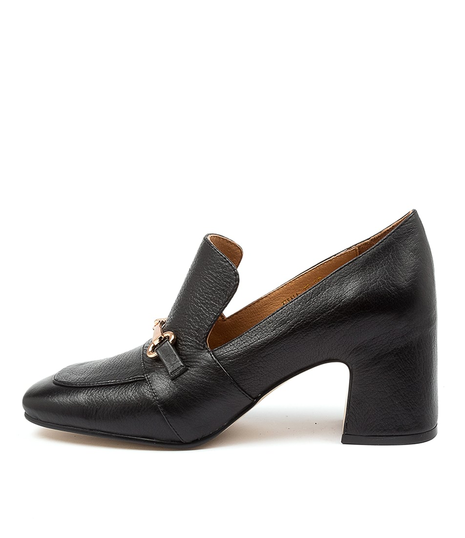 Buy Top End Fina To Black High Heels online with free shipping