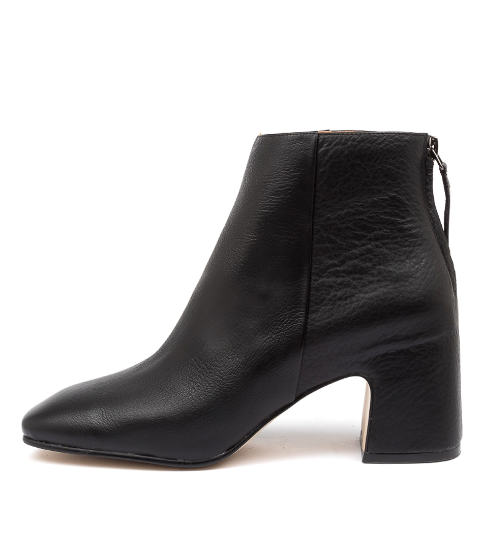 Buy Top End Faylee To Black Ankle Boots online with free shipping