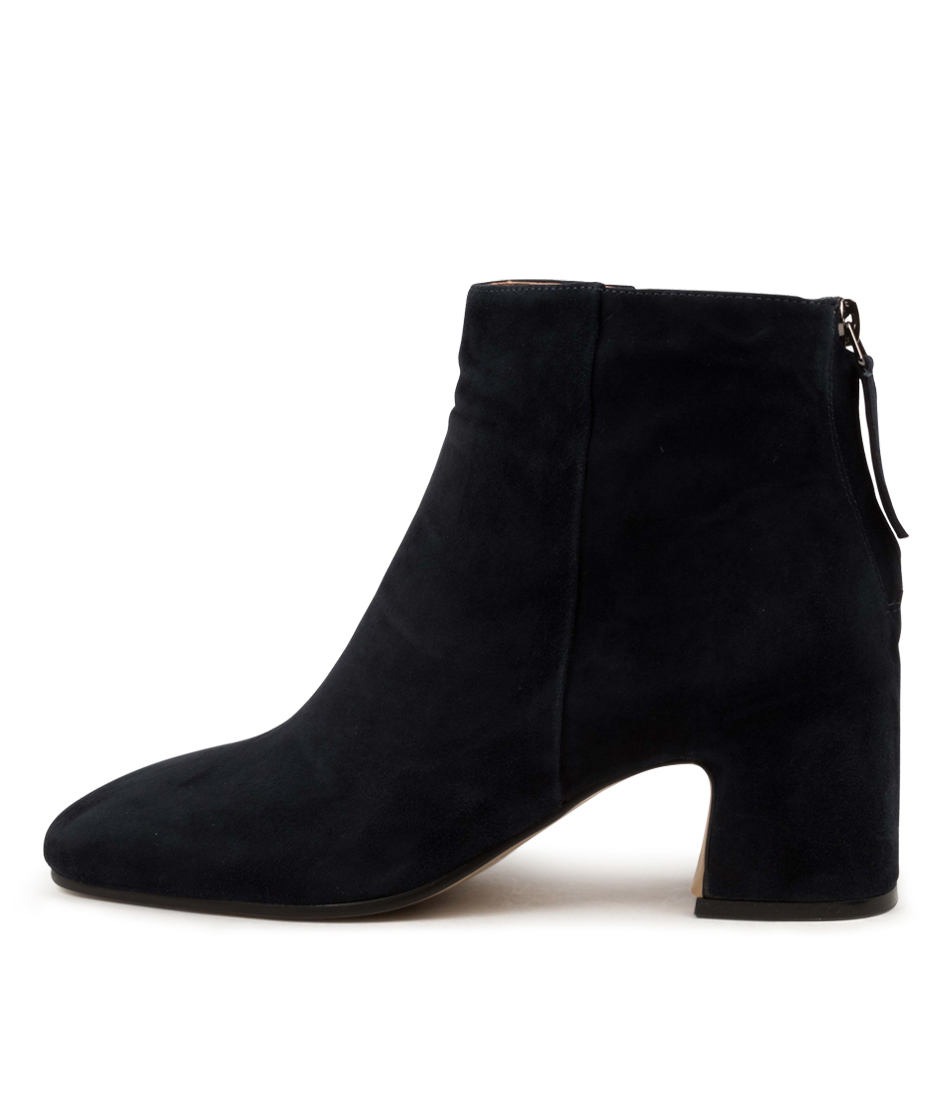 Buy Top End Faylee To Navy Ankle Boots online with free shipping