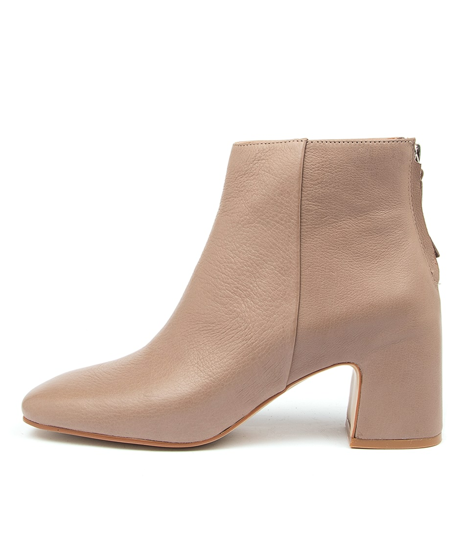 Buy Top End Faylee To Ash Ankle Boots online with free shipping