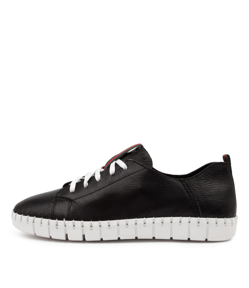 Buy Top End Kingsly To Black White Sole Sneakers online with free shipping