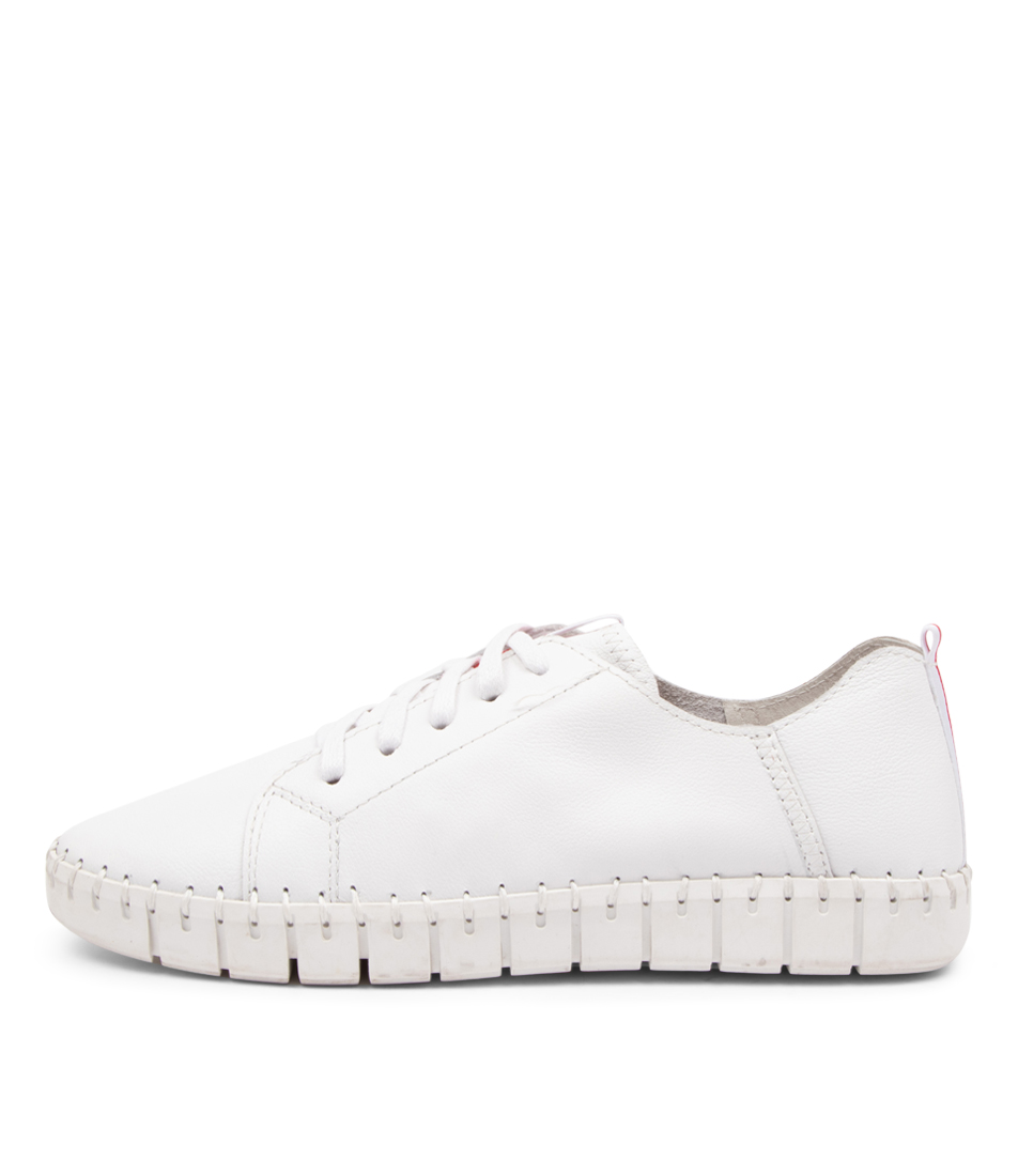 Buy Top End Kingsly To White White Sole Sneakers online with free shipping