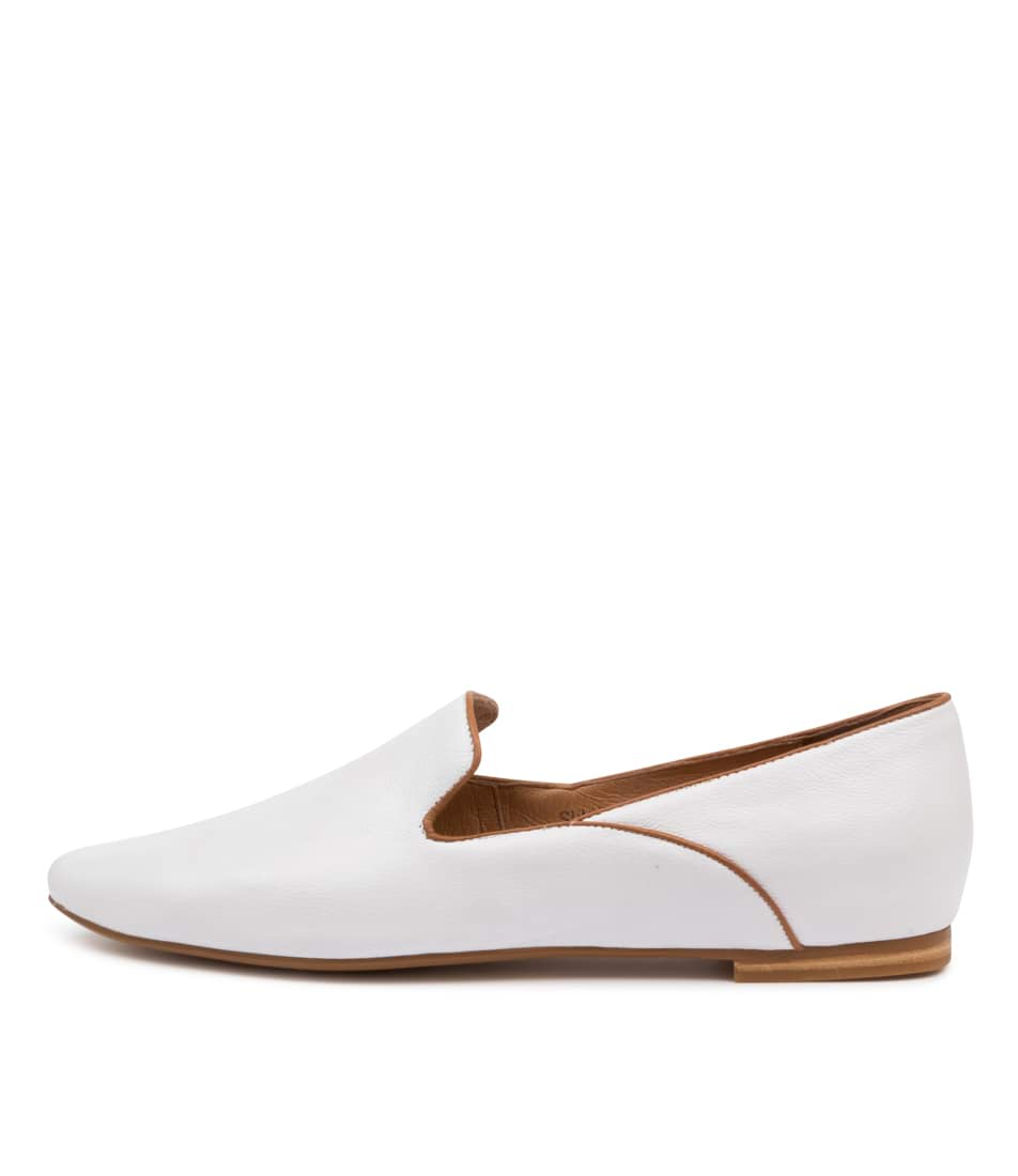 Buy Top End Sunset To White Tan Flats online with free shipping