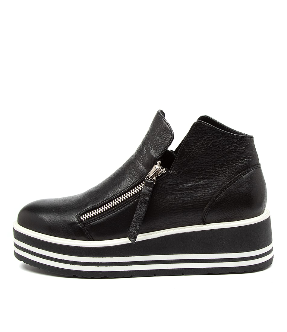 Buy Top End Sibonos To Black Ankle Boots online with free shipping