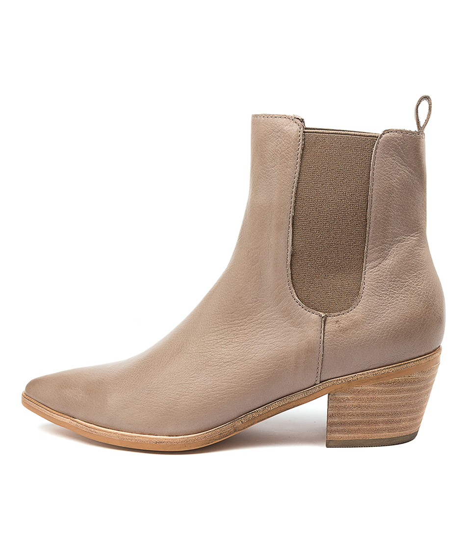 Buy Top End Tayden To Taupe Ankle Boots online with free shipping