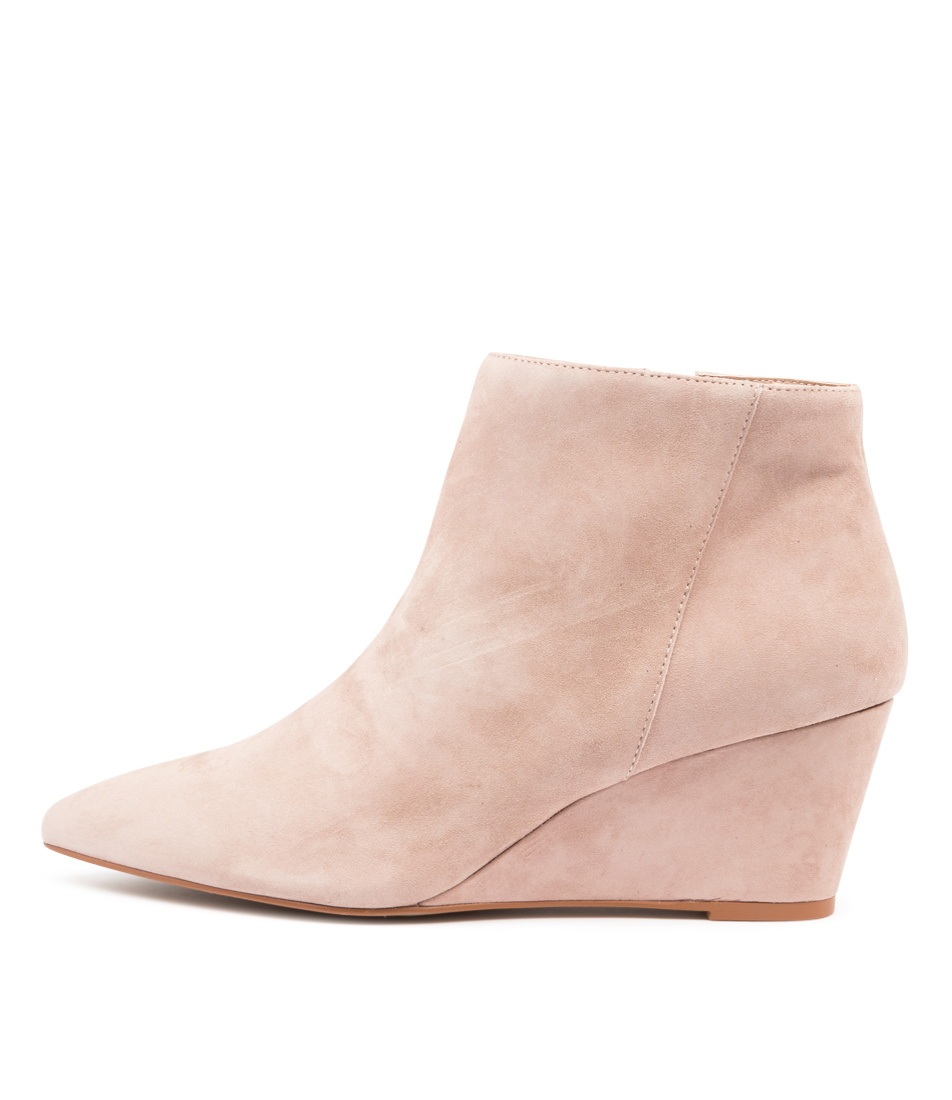 Buy Top End Wink To Mushroom Ankle Boots online with free shipping