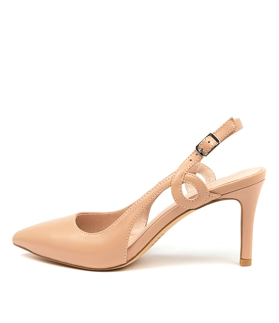 Buy Top End Boyce To Dk Nude High Heels online with free shipping