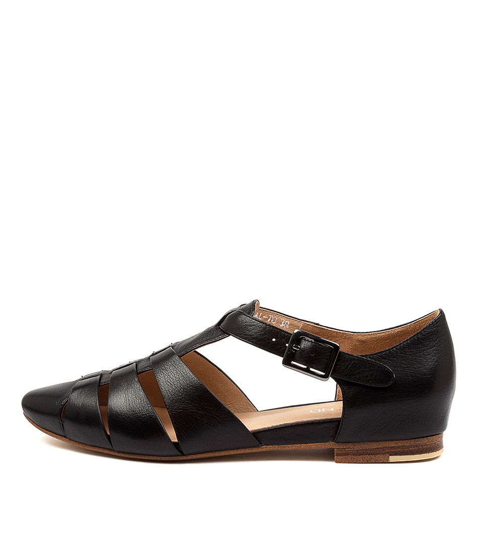 Buy Top End Final To Black Flats online with free shipping