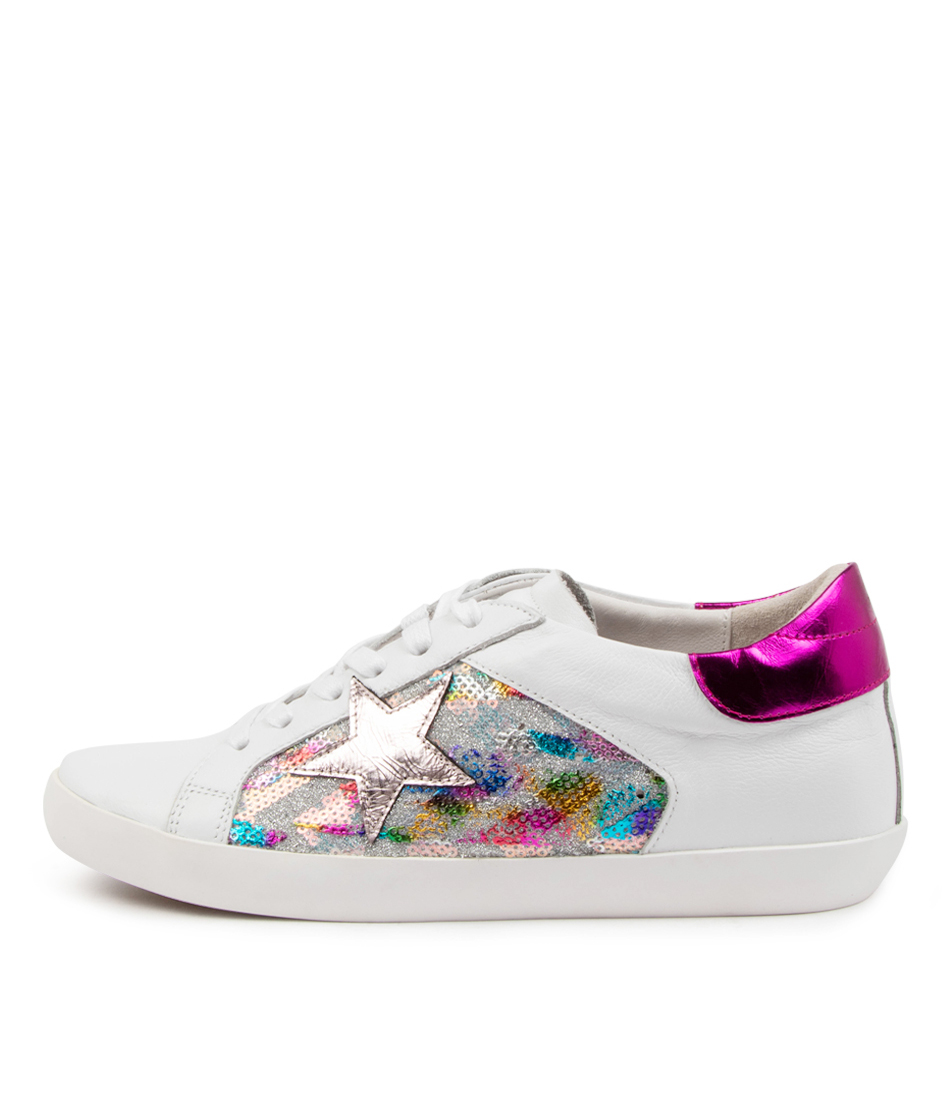 Buy Top End Eden To White Pink Sneakers online with free shipping