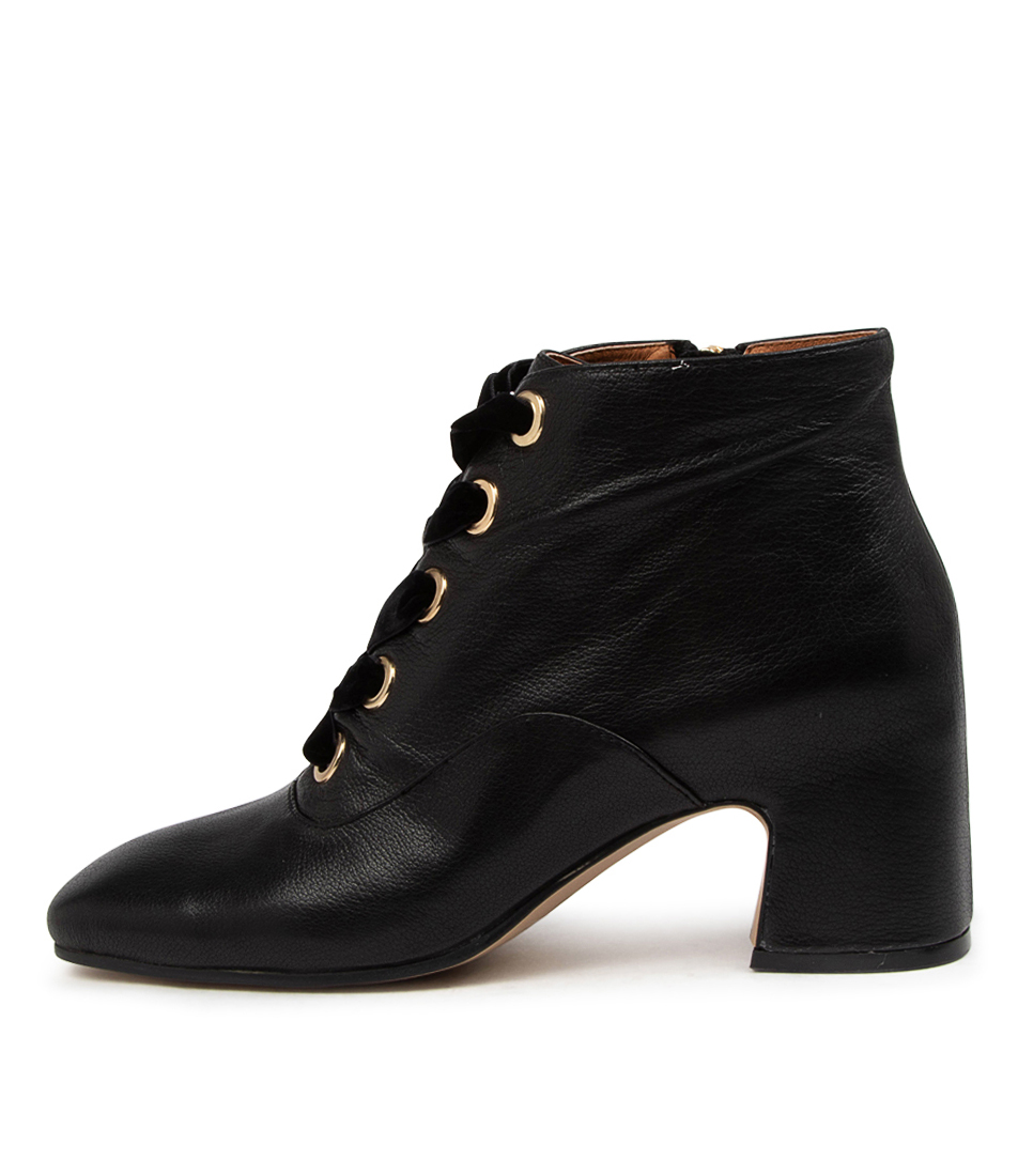 Buy Top End Filippa To Black Ankle Boots online with free shipping