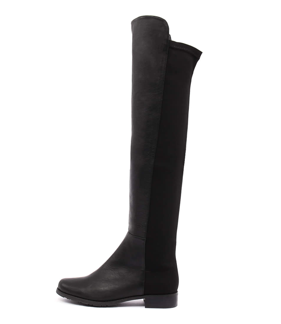 Buy Tony Bianco Panache Black Long Boots online with free shipping