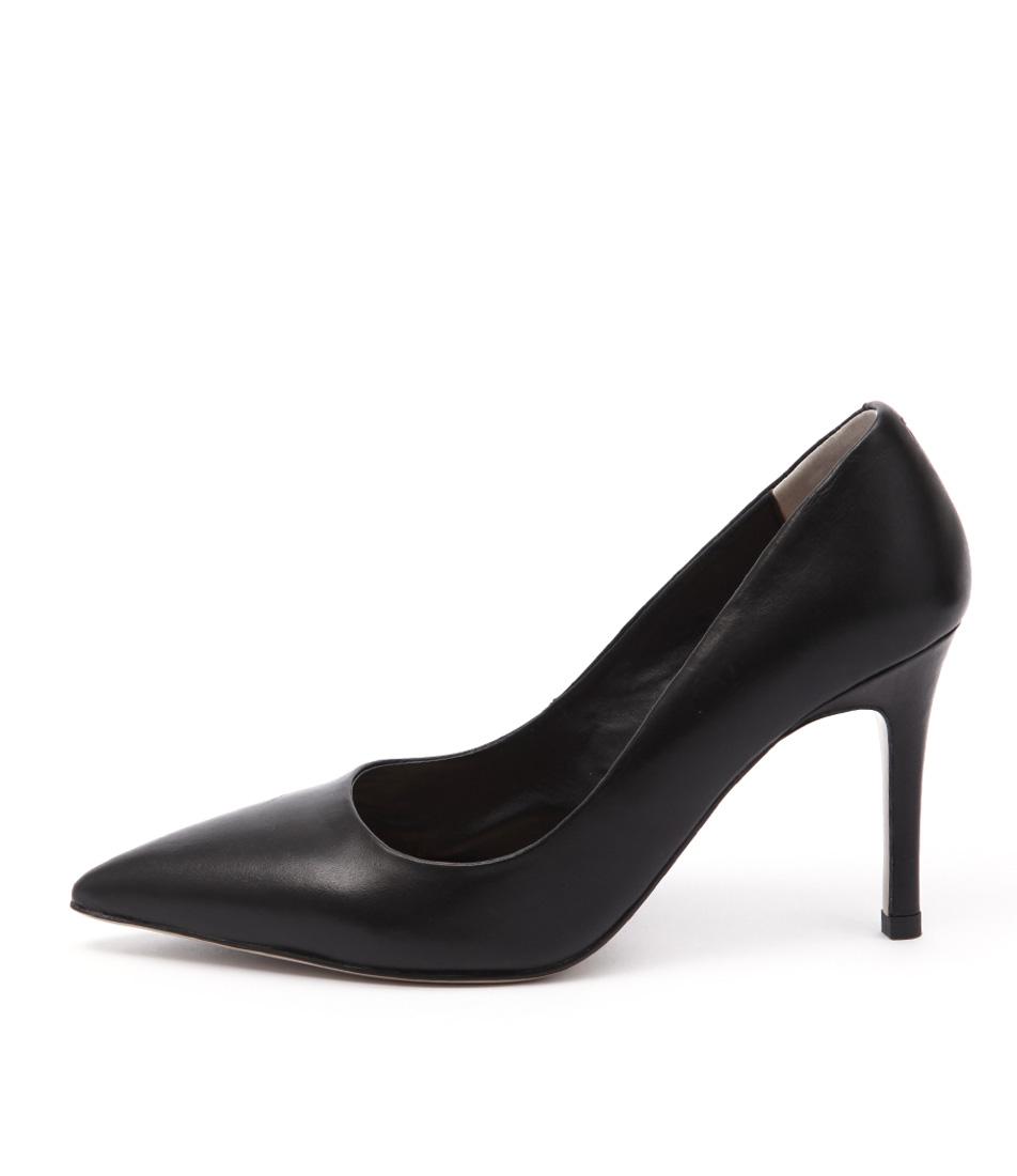 Tony Bianco Mayze Black Shoes