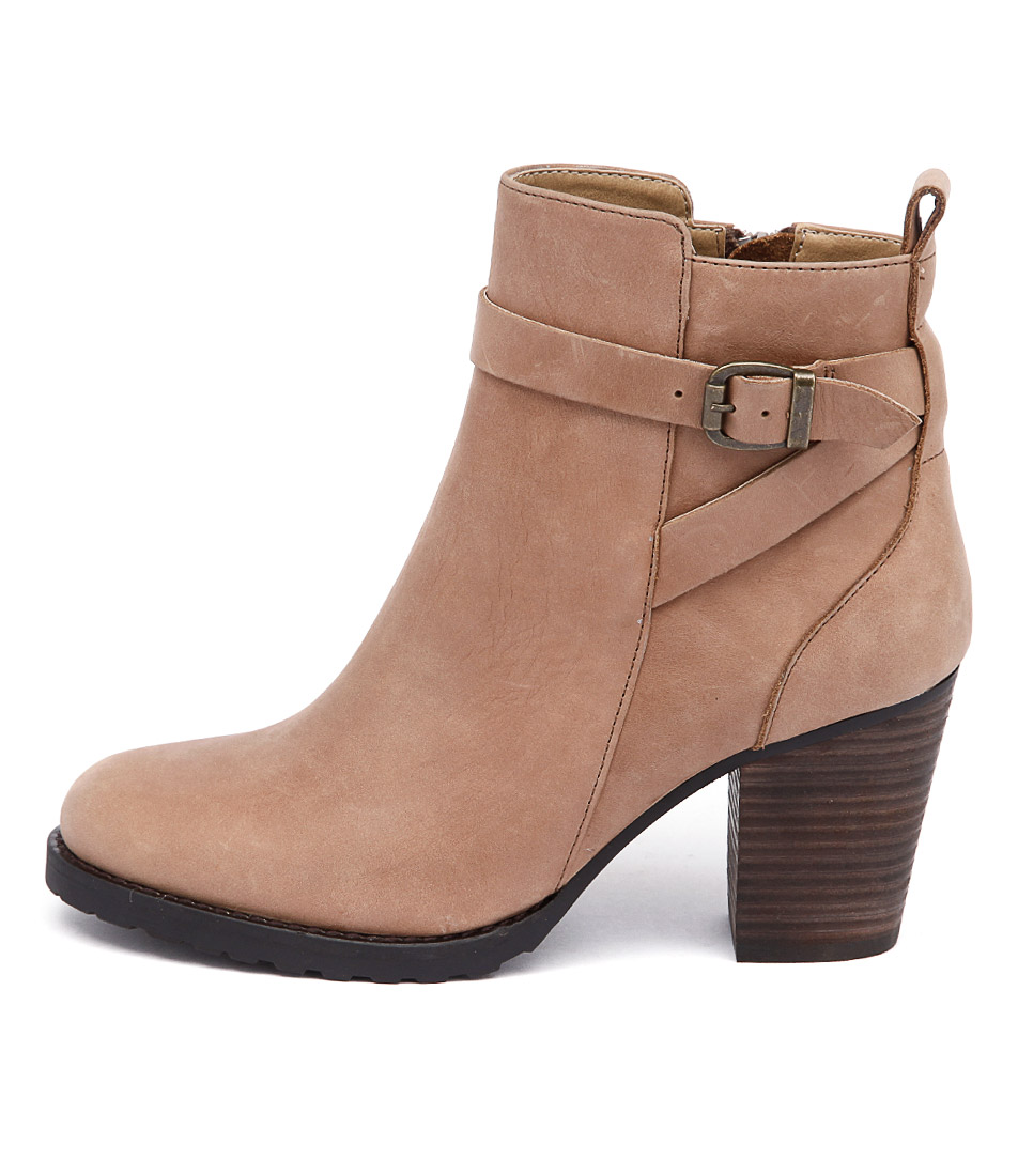 Tony Bianco Thorley Caramel Choc Boots