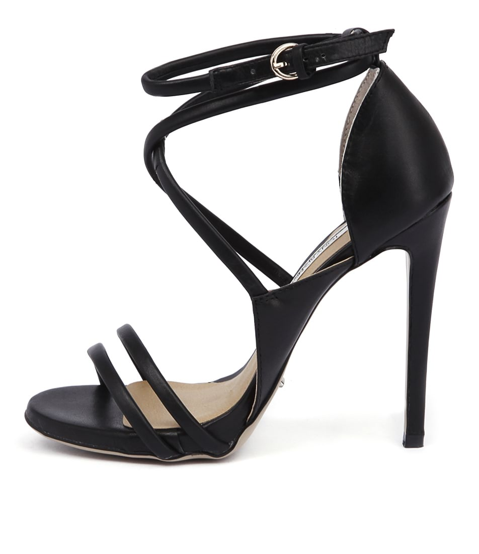Tony Bianco Alita Tb Black Sandals